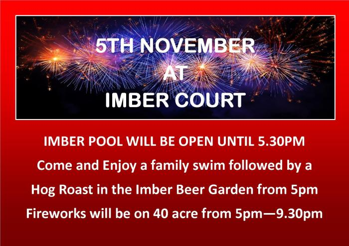 5th November at Imber